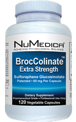 BrocColinate Extra Strength Large (120 Caps)