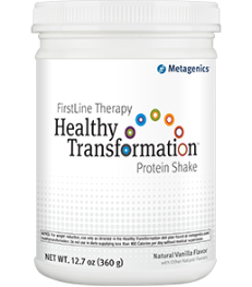 Healthy Transformation Shake-Natural Chocolate Flavor