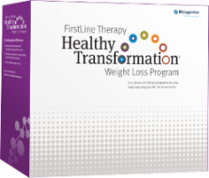Healthy Transformation Weight Loss 30 Day Program with Vanilla Shakes