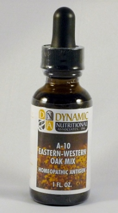 A-10 Eastern/Western Oak Mix Homeopathic Antigen (1 fl oz)