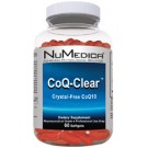 CoQ-Clear 50 Ubiquinone (Citrus) (60 Softgels)