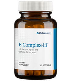 E Complex 1:1 (60 softgels)