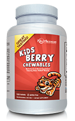 Kids Berry Chewables 120T