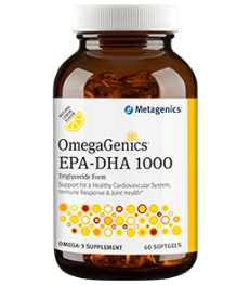 OmegaGenics EPA-DHA 1000 (60 softgels)