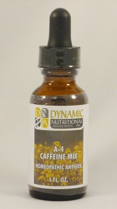 A-4 Caffeine MIx Homeopathic Antigen (1 fl oz)