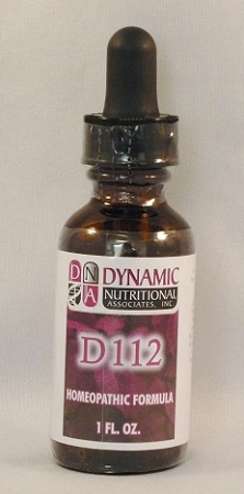 D112 Homeopathic Formula fka Dentol SE (1oz)