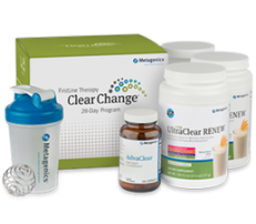Clear Change 28 Day Program with UltraClear RENEW Vanilla Flavor