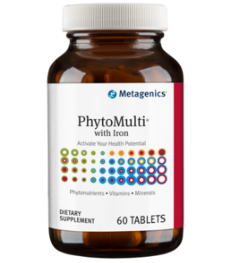 PhytoMulti with Iron (60T)
