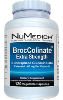 BrocColinate Extra Strength Large (120 Caps) (SKU: NM-133)