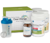 Clear Change 28 Day Program with UltraClear Plus pH Pineapple Banana Flavor (SKU: MTG-CLEARPLUSPH-PB28)